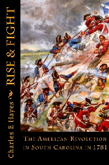 BookCoverImage Rise & Fight
